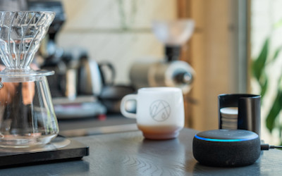 Workshop Coffee Partners with Vixen Labs to Release Alexa Skill